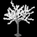 """Светодиодное дерево """"Сакура""""  LED-CBL-1.9-972-W"""