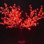 """Светодиодное дерево """"Сакура""""  LED-CBL-2.5-1728-R (арт.30)"""