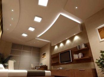 Интерьерные светодиодные светильники
