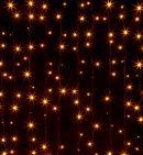 Занавес светодиодный  мерцающий  LED-PL(F)-2x9M-220V-Y