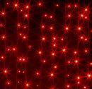 Занавес светодиодный  мерцающий  LED-PL(F)-2x6M-220V-R