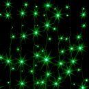 Занавес светодиодный  мерцающий  LED-PL(F)-2x6M-220V-G