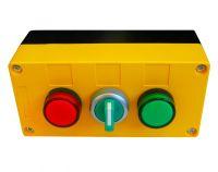 Блок управления светофором Т.8 IP54  Пылевлагозащищенный