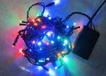 Гирлянда светодиодная  LED-SKS-5M-220V-RGBY-C